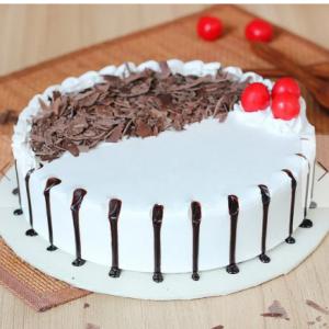 Creamy Black Forest Cake