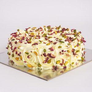 Creamy Rasmalai Cake