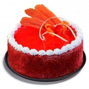 Exotic Red Velvet Cake
