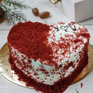 Heartlicious Red Velvet Cake