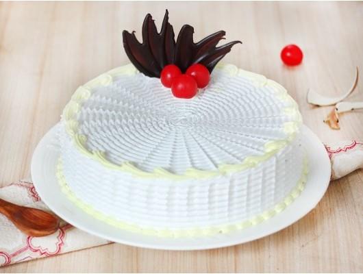 Vanilla Cake for Birthday
